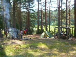 Наш лагерь (Шлина)