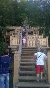 Водопад - лестница к источнику