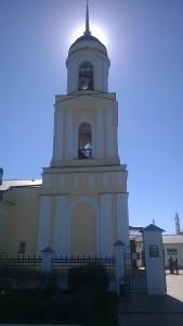 Радонеж - колокольня
